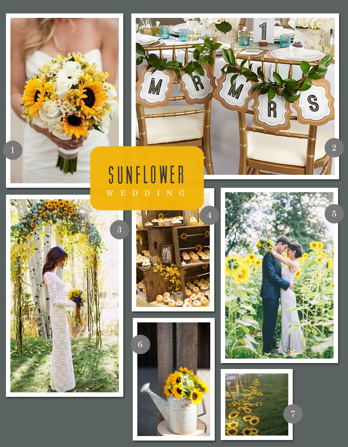 Sunflower-Wedding